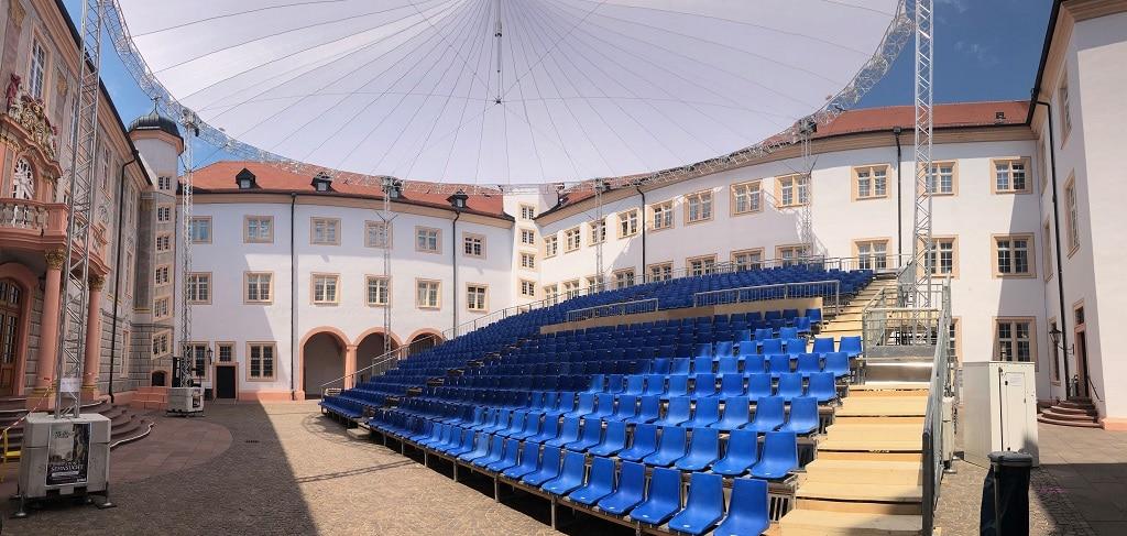 Schlossfestspielen Ettlingen Skyliner