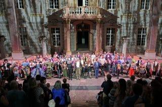 Schlossfestspielen Ettlingen Zauberflöte