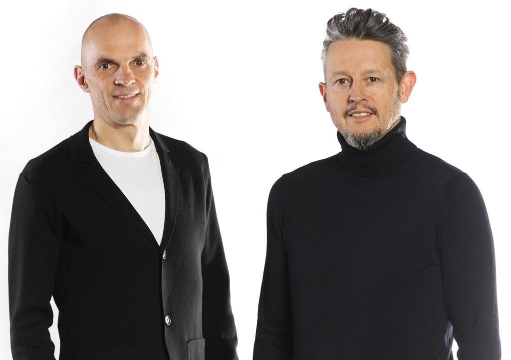 Mike Wutta (l.) und Thomas Wenger, die macher der trend factory