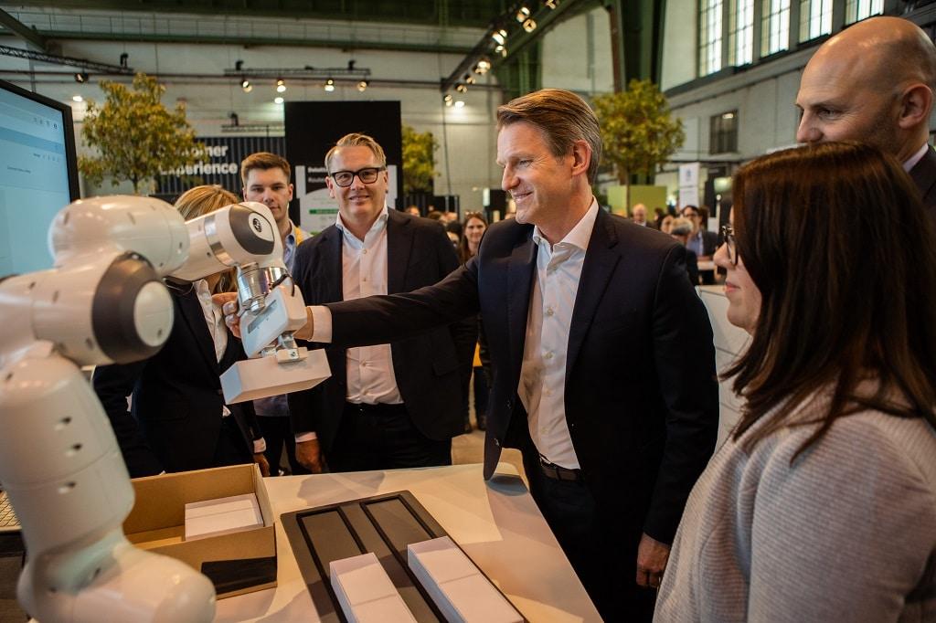 Die SAP NOW Berlin liefert Antworten auf viele Fragen rund um Intelligent Enterprise, neue Technologien, Customer Experience und die zukünftig erfolgreichste Version des eigenen Unternehmens.