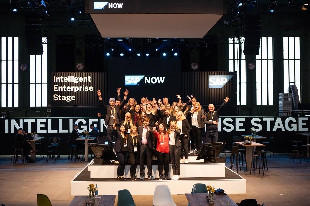 Nach der Show ist vor der Show... 2019 waren sich alle einig: aus SAP NOW wurde SAP WOW