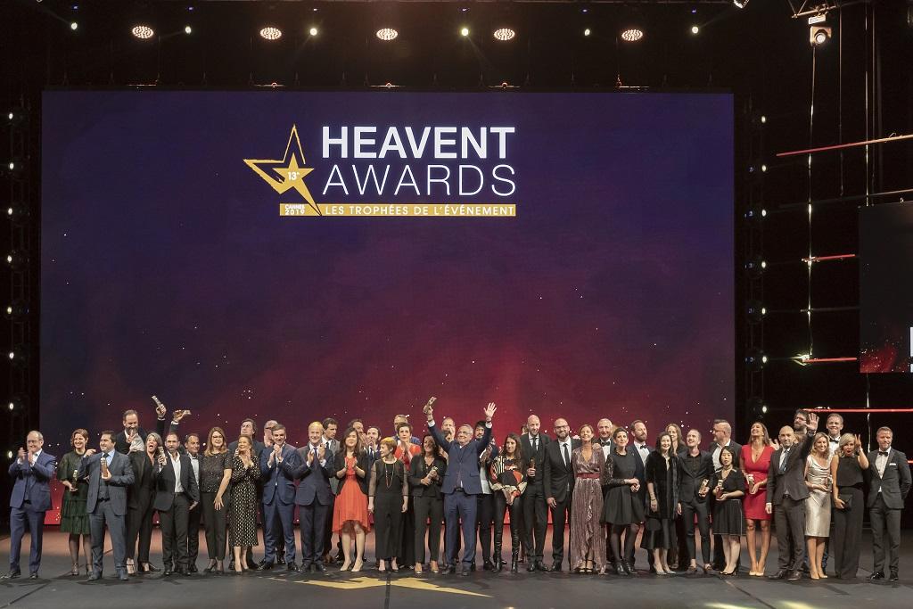 Heavent Awards 2019