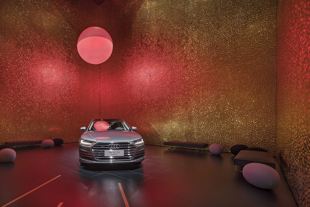 Audi Preview Lounge