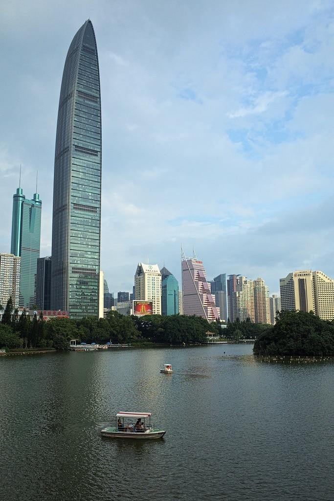 Litchi-Park Shenzhen