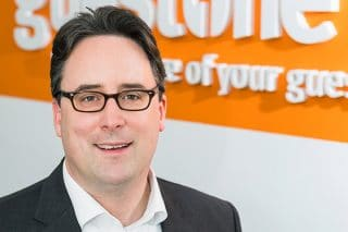 Oliver Maître, Geschäftsführer von Guest-One