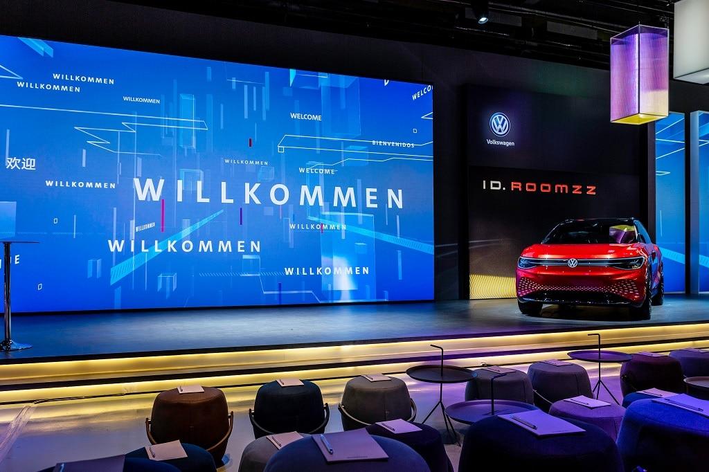 VW Auto Shanghai 2019