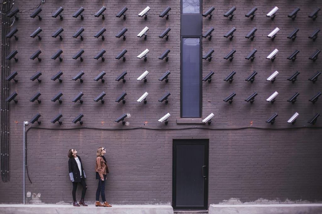 Videoüberwachung-Videokamera-Sicherheit