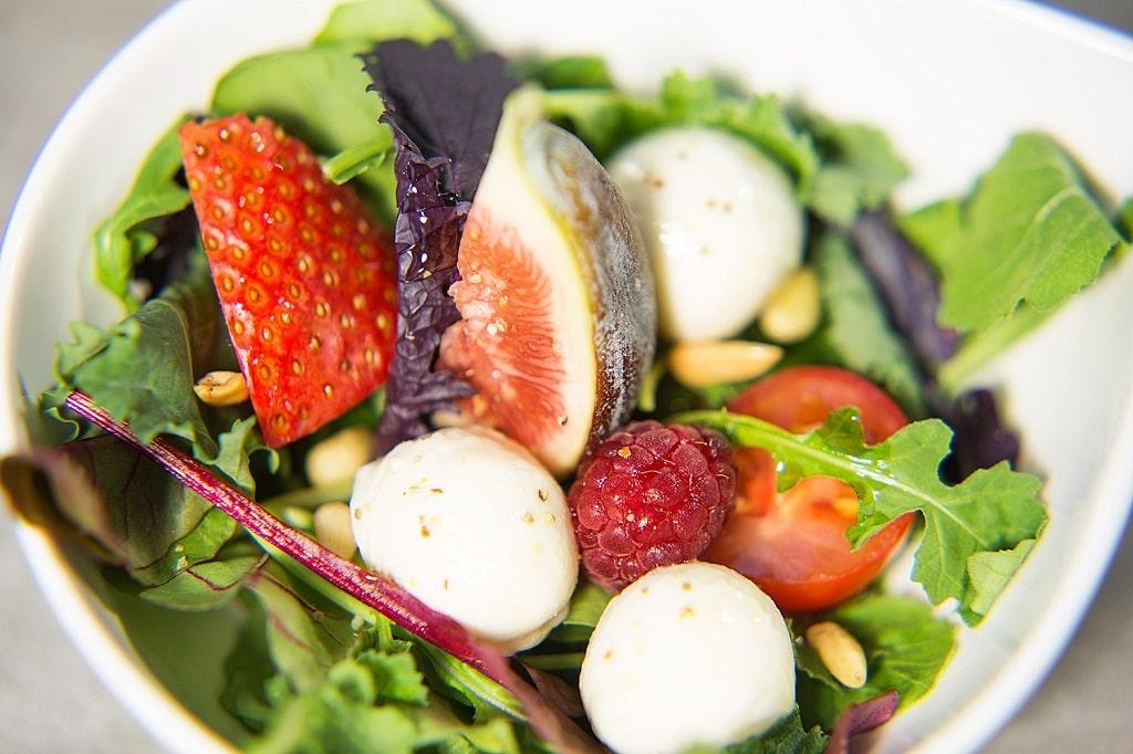 kaiserschote gesundes Catering