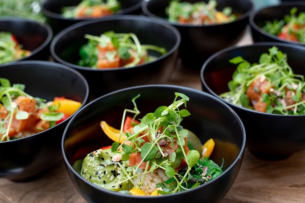 lemonpie gesundes Catering