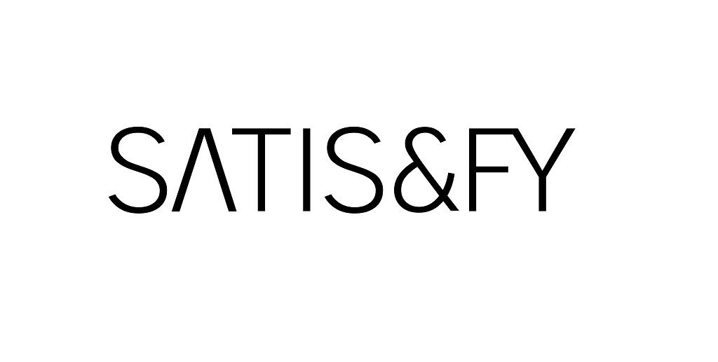 satis&fy logo