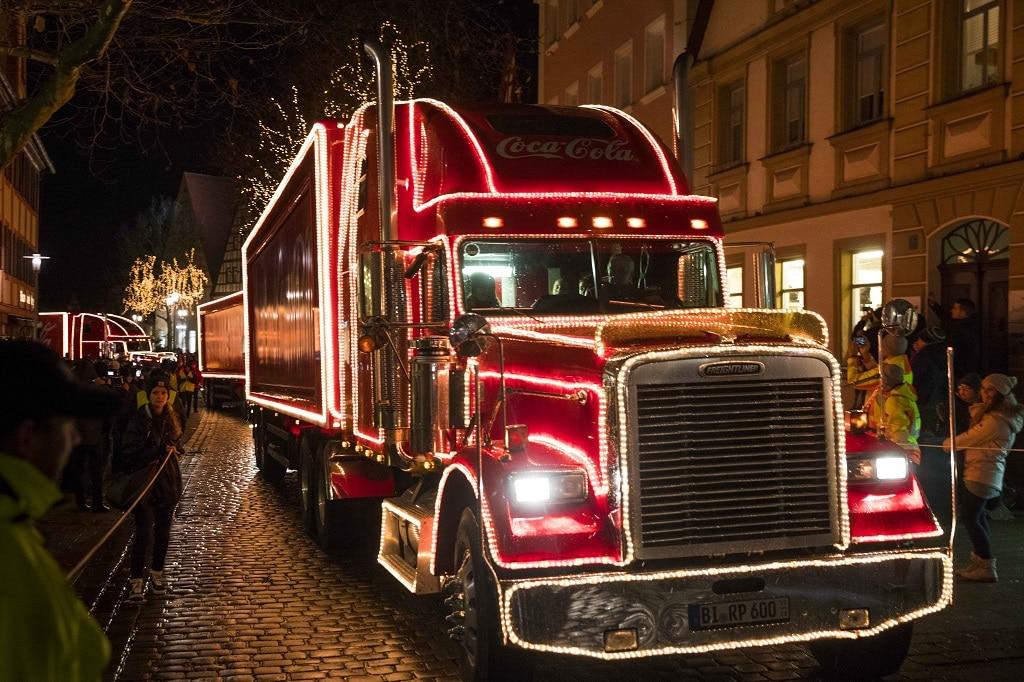 Coca-Cola Weihnachtstrucks