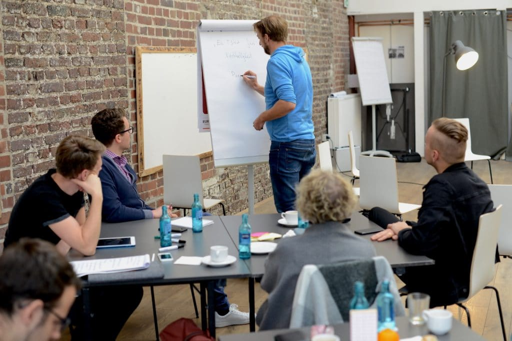 Workshop Inszenierung