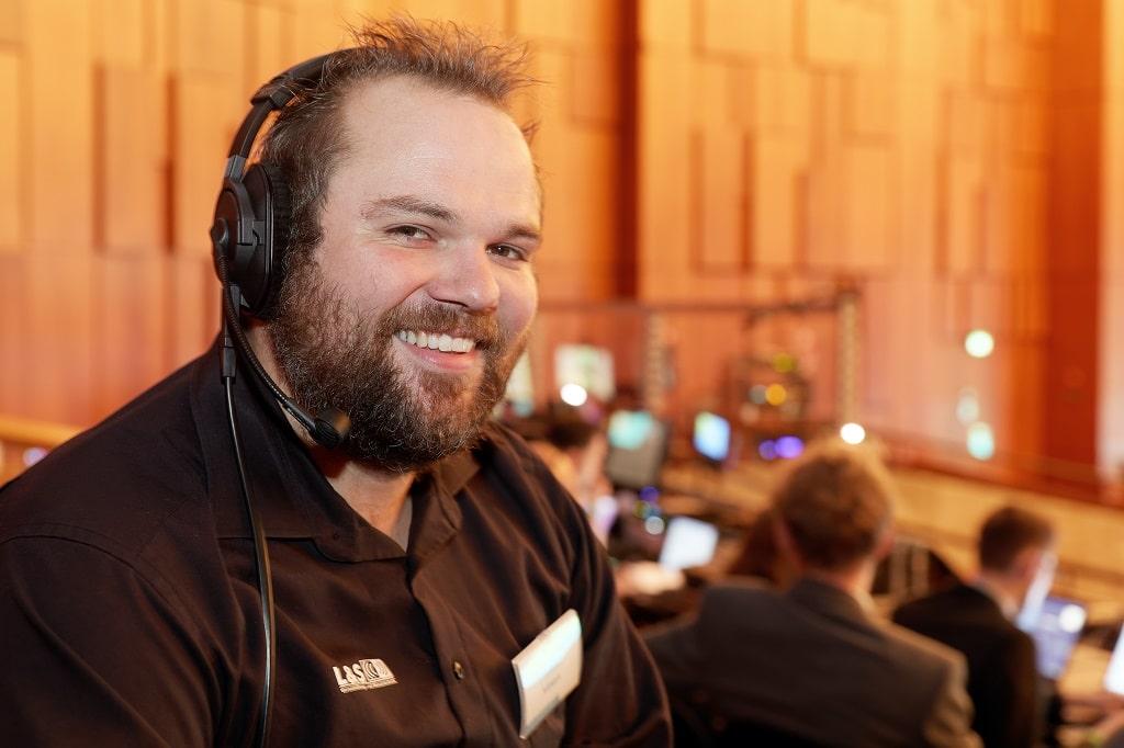 L&S-Projektleiter Frederik Völkert