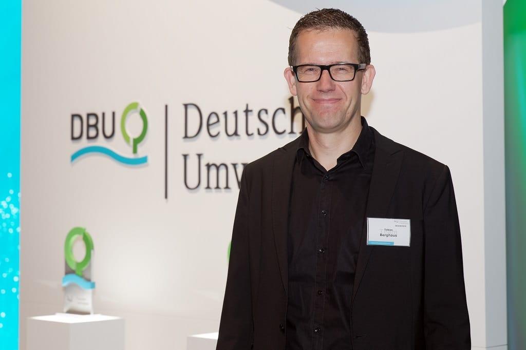 Tobias Berghaus, geschäftsführender Gesellschafter der L&S GmbH & Co. KG