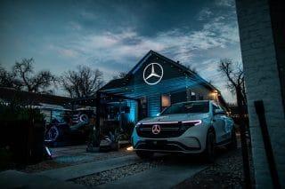SXSW_Austin Mercedes-Benz EQ
