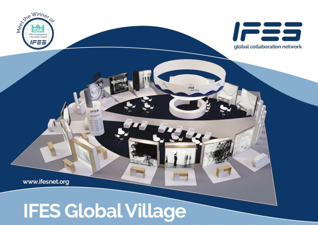 ifes global village euroshop 2020