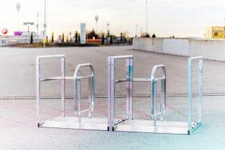 Das Gigs IO Gate als Vereinzelungsanlage