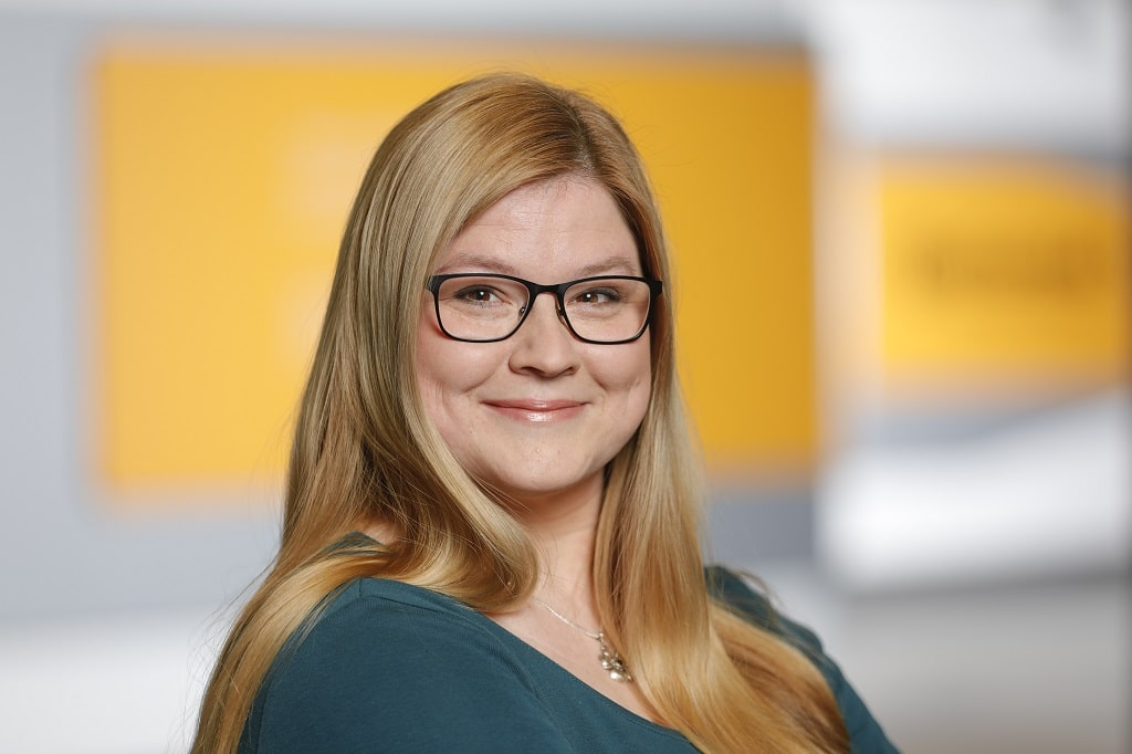 Anika Maus, Corporate Event Manager, Continental