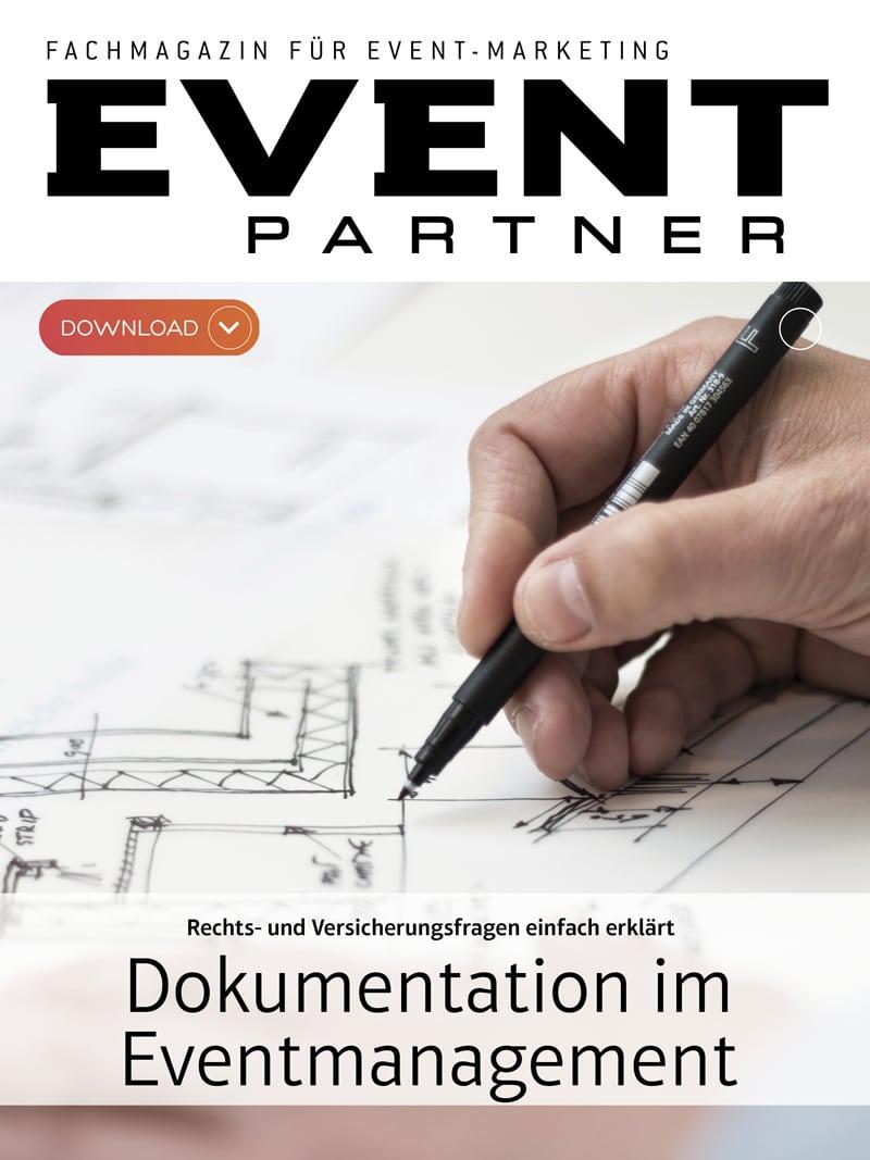 Produkt: Recht & Versicherung: Dokumentation im Eventmanagement