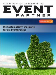 Produkt: Die Sustainability-Checkliste für die Eventbranche