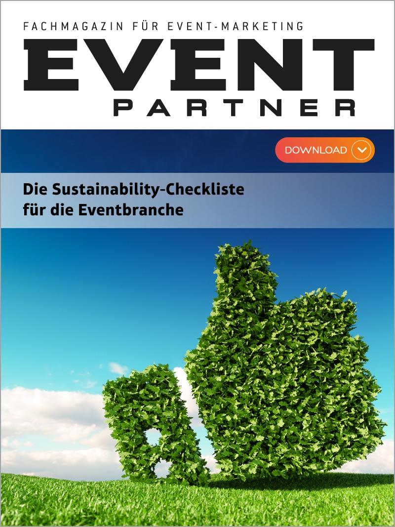 Sustainability-Checkliste für die Eventbranche