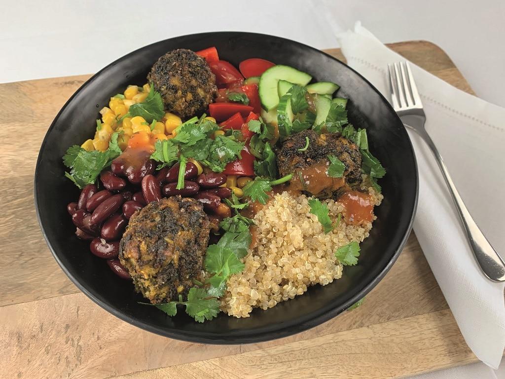 veganes Catering aveato