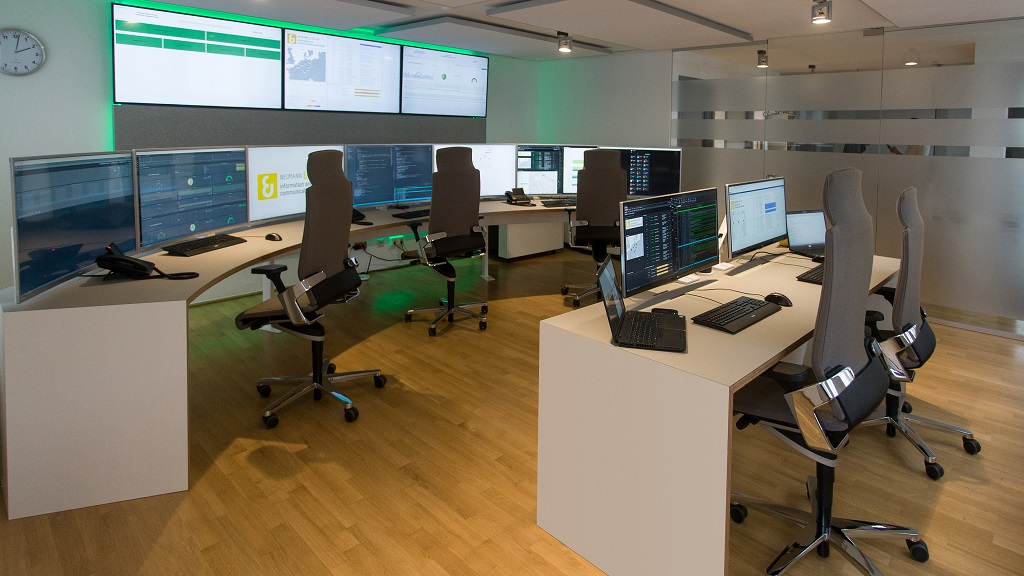 N&M Network Operations Center