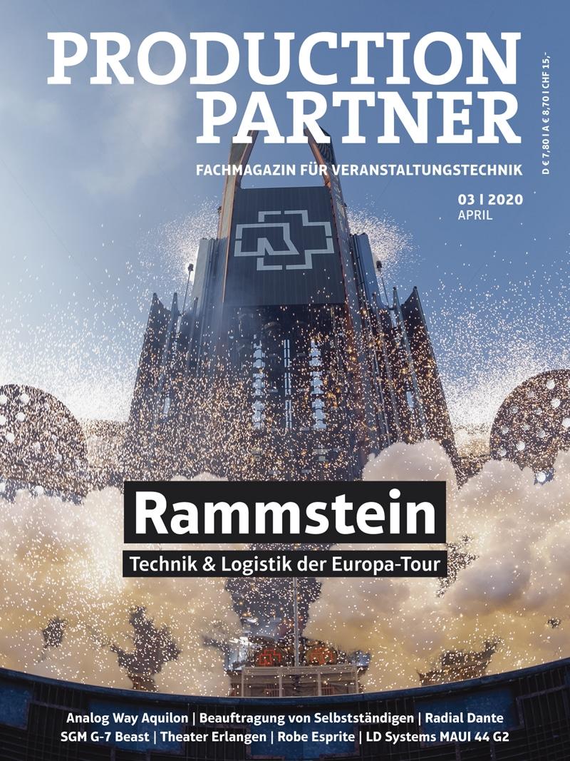 Production Partner 3/2020