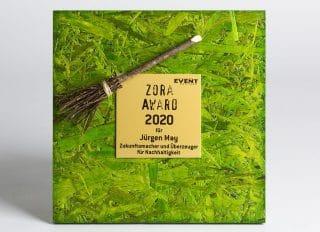 ZORA AWARD 2020