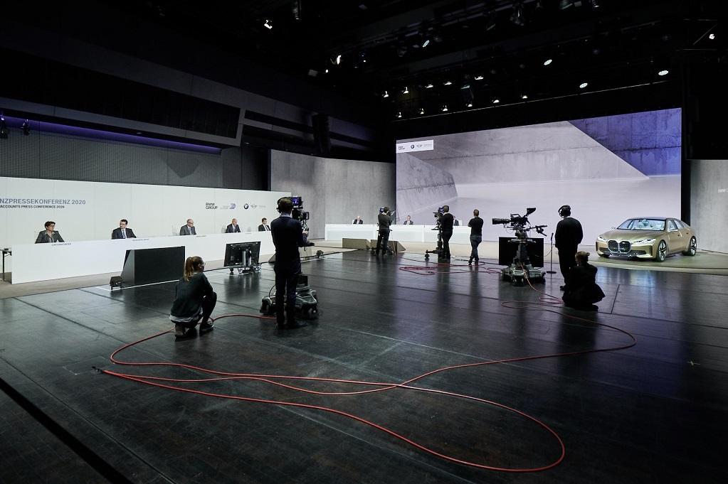 Bilanzpressekonferenz 2020 BMW Group