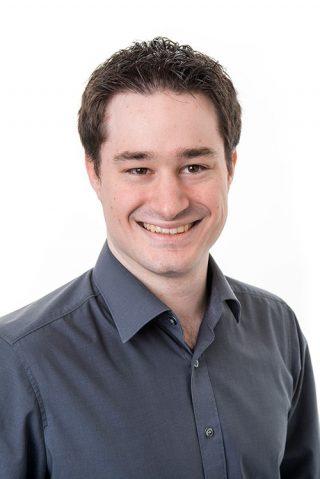 Sven Schlotthauer, Geschäftsführer der Firma GigPlaner