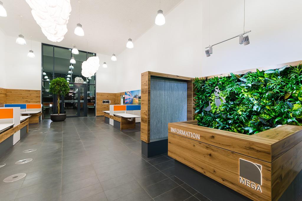 MEGA Kunden-Center