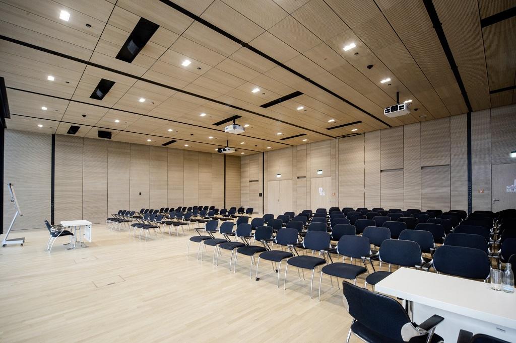 Messe Düsseldorf_Halle 1_Seminarraum