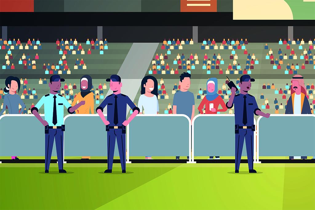Sicherheit-Security-Crowd-Management-Safety
