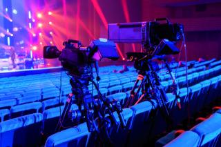 Streaming-Studio-Kamera