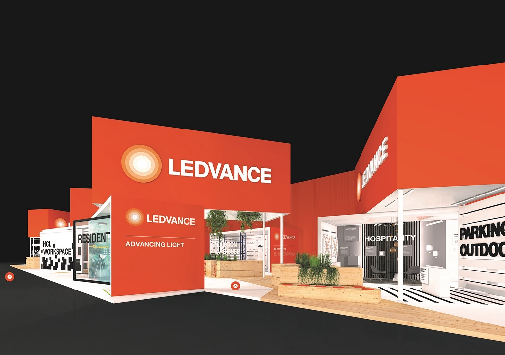 Ledvance virtueller Messestand