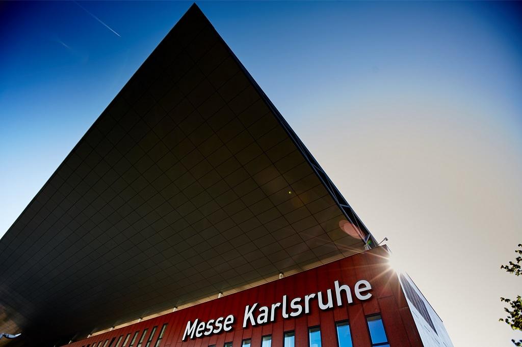 Messe Karlsruhe_Dachvorsprung
