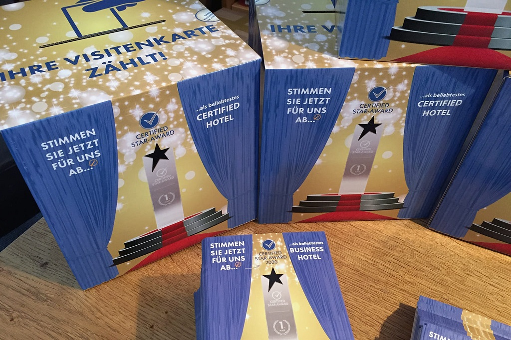 Certified Star Award 2020