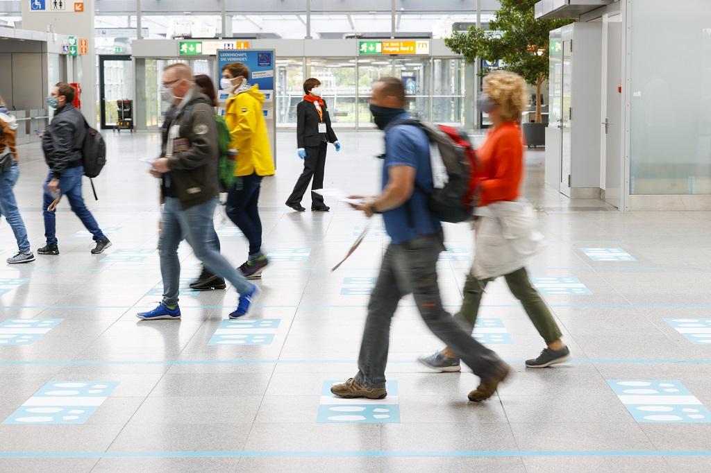 Caravan Salon 2020_Foyer Messe Düsseldorf