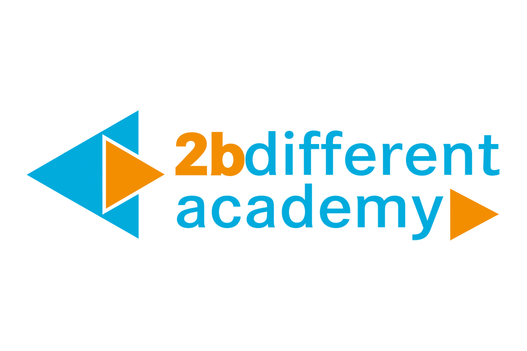 Logo 2bdifferent academy