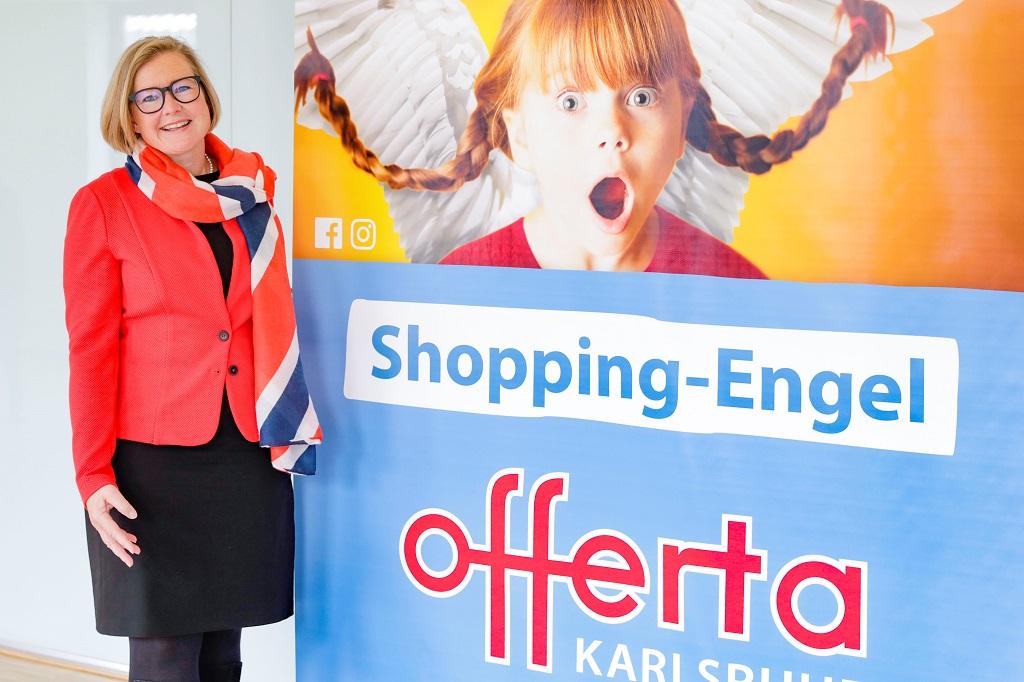 Offerta_Messe Karlsruhe_Shopping-Engel