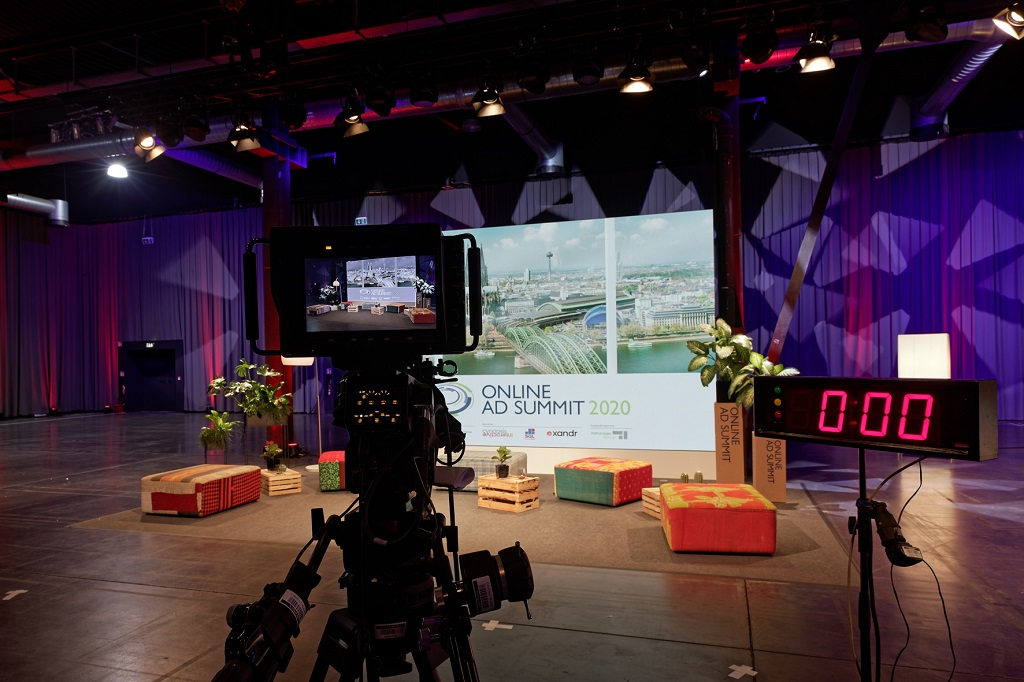Online Ad Summit 2020_Webcast Cologne