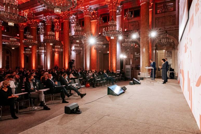 Sicheres Meeting in der Wiener Hofburg