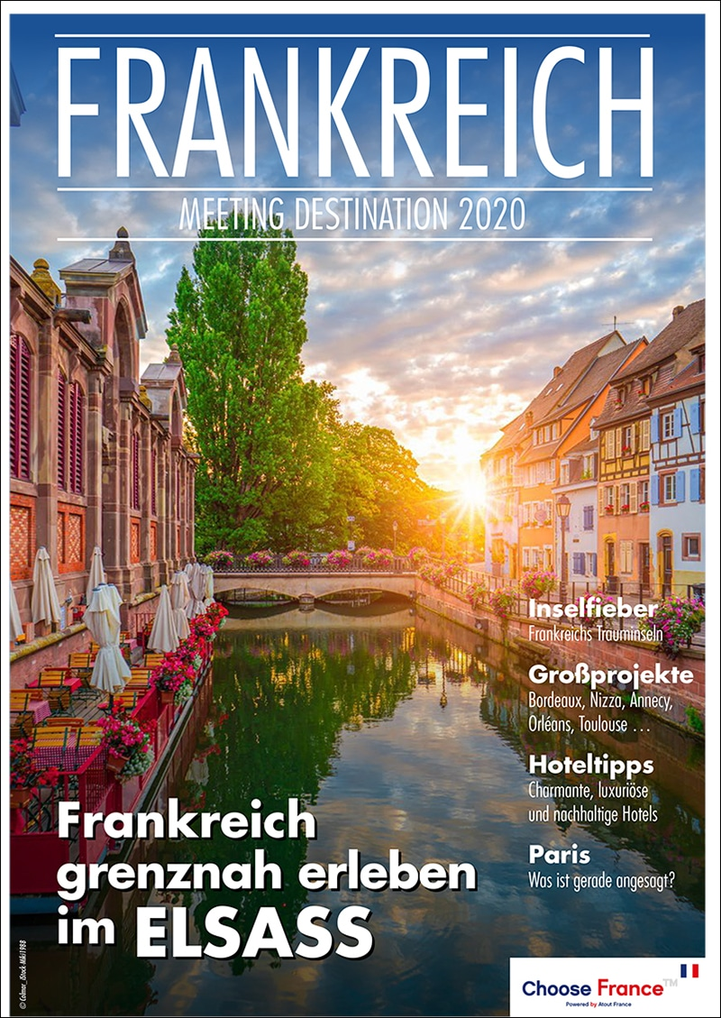 Produkt: Frankreich: Meeting Destination 2020