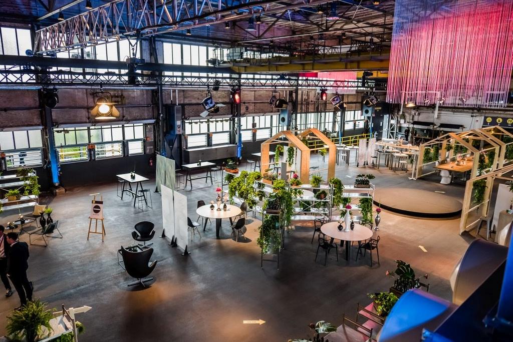 Fredenhagen-Halle