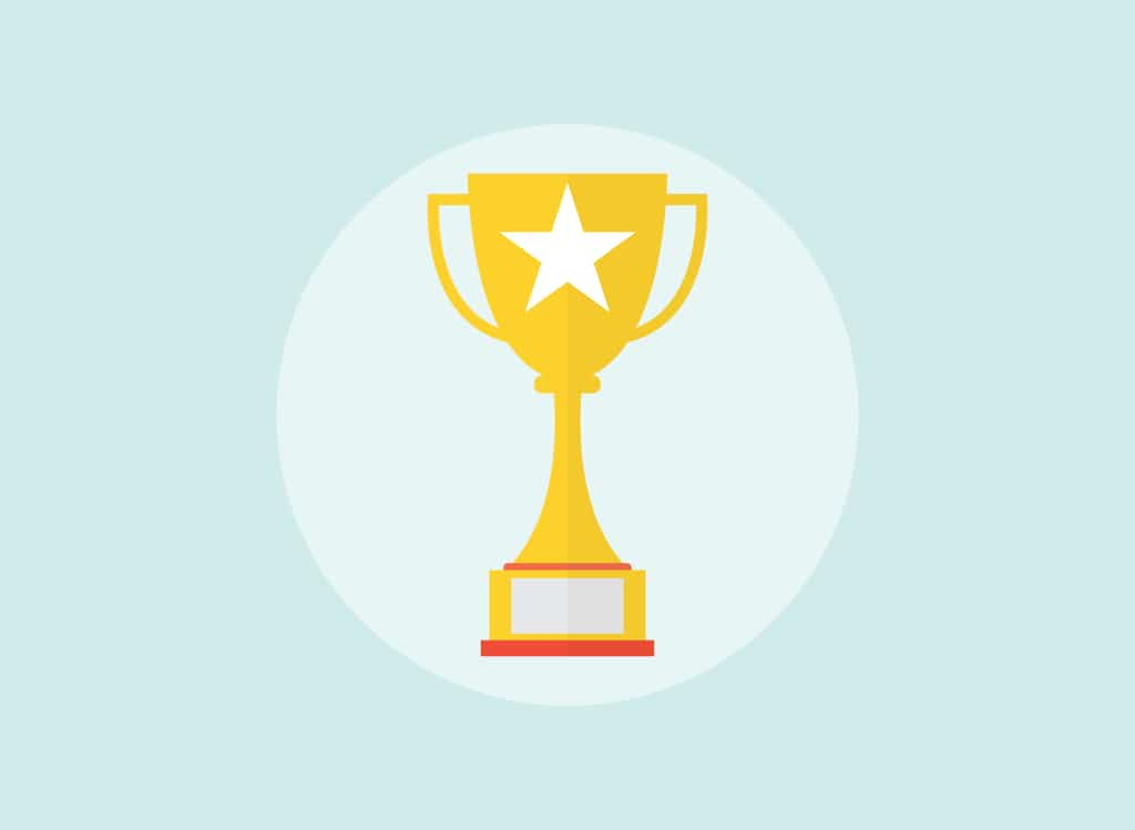 Award-Preis-Auszeichnung-Pokal
