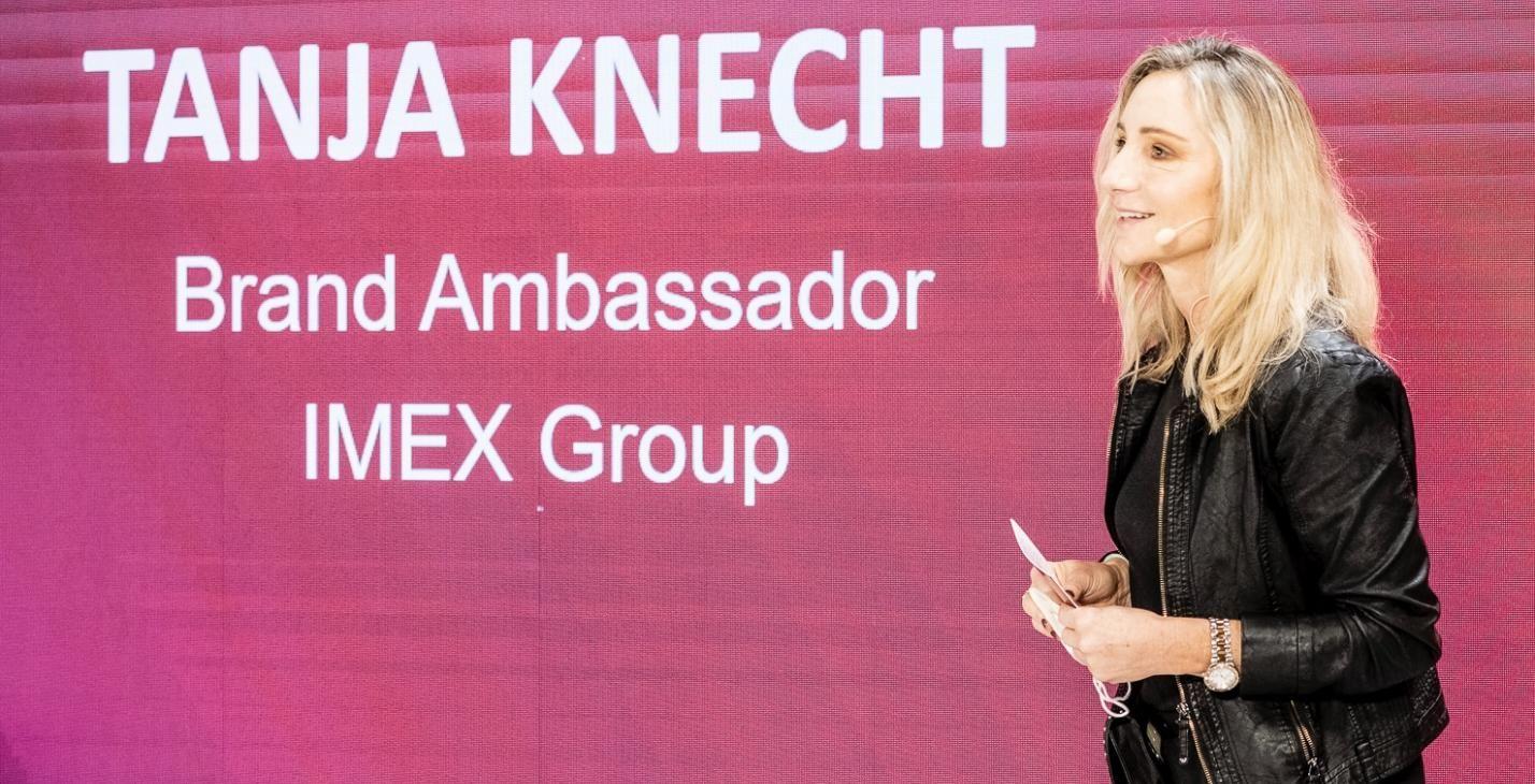 Tanja Knecht_IMEX Brand Ambassador