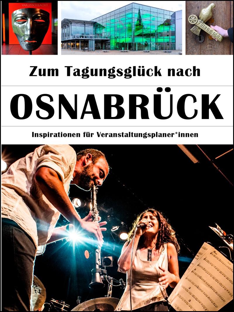 Produkt: Zum Tagungsglück nach Osnabrück