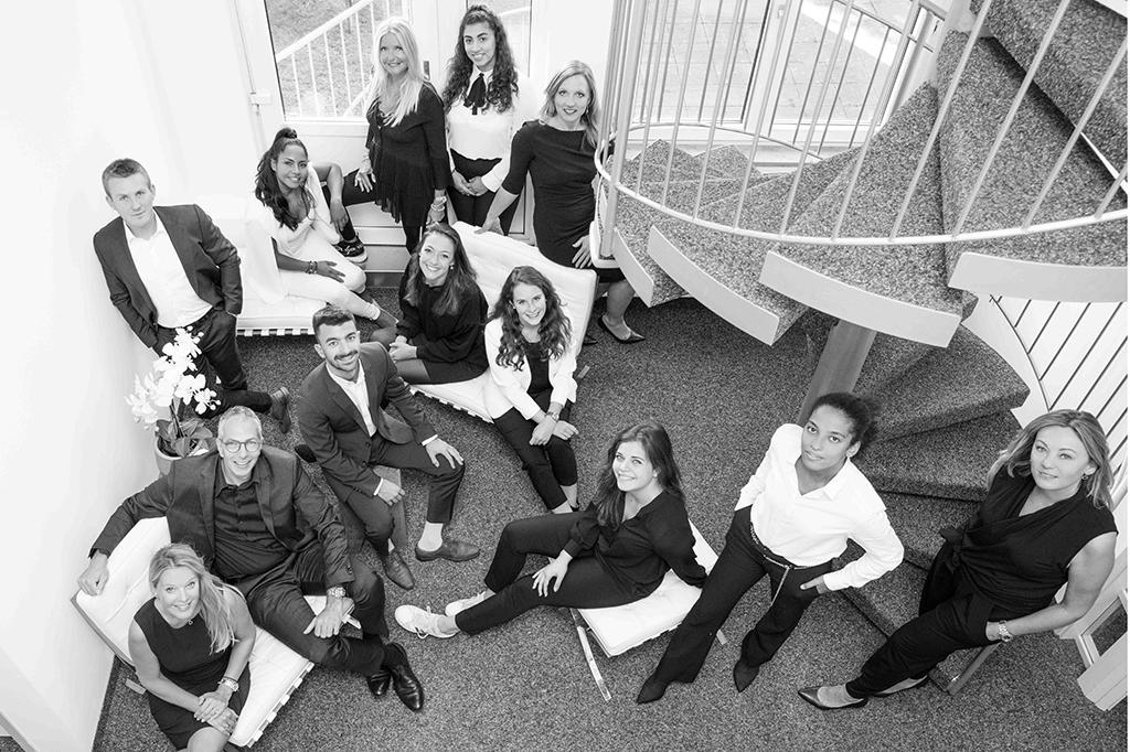 trendhouse event marketing GmbH_Teamfoto