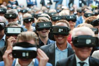 Virtual Reality_VR-Brillen